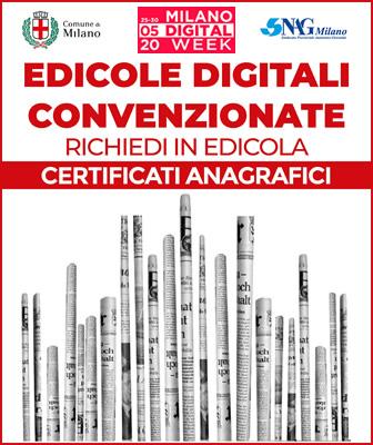 Richiedi in edicola i certificati anagrafici